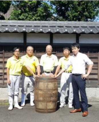 Distillation of Whisky in Aichi, Japan begins again